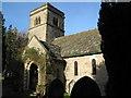 NZ0158 : St. John's Church, Healey (2) by Mike Quinn
