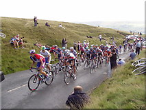 SD7738 : Tour of Britain by Chris Tomlinson