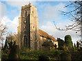 TG2907 : All Saints Church by Evelyn Simak