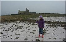 HY7743 : Ayre Sound, Start Point, Sanday by Ian Balcombe