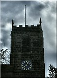 SJ9995 : St Michael & All Angels Tower by Gerald England