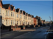 SX9192 : Okehampton Road, Exeter by Derek Harper