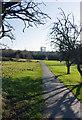 TQ2594 : Brook Farm Open Space by Martin Addison