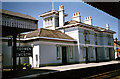 SJ3033 : Gobowen Railway Station by Gordon Cragg