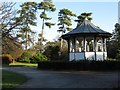 TL0550 : Bandstand in Bedford Park by M J Richardson