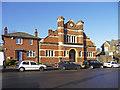 TQ3296 : Drill Hall Sports Club, Old Park Avenue, Enfield by Christine Matthews