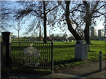 NS5964 : Glasgow Green by Thomas Nugent