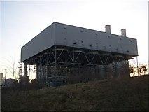 TQ8172 : Damhead Creek Power Station by David Anstiss