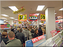TA2609 : Woolworths Closing-down Sale, Grimsby by David Wright