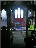 SD9126 : St Michael and All Angels, The Parish Church of Cornholme, Side chapel by Alexander P Kapp