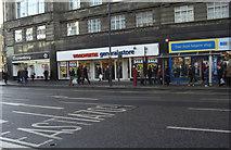 NT2473 : Woolworths, Lothian Road, Edinburgh by michael ely