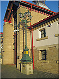TA2609 : Five Light Lamp Standard at Fishing Heritage Centre by David Wright