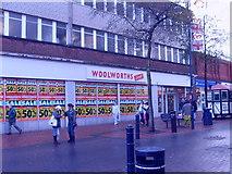 SO9496 : Bilston Woolies by Gordon Griffiths