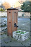 SK5993 : Water Pump by Richard Croft