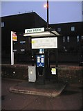 SU6351 : Car park ticket machine by Sandy B