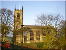 SE1226 : St John the Baptist Church, Coley by Alexander P Kapp