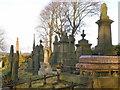 SE1226 : St John the Baptist Church, Coley, Graveyard by Alexander P Kapp