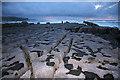 R0596 : Sunset at Ballaghaline Point by Bob Jones
