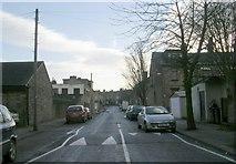 SE1431 : Ewart Street - Great Horton Road by Betty Longbottom