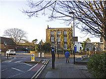 TQ3296 : Churchbury Lane, Enfield by Christine Matthews