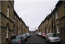 SE1338 : Amelia Street - Albert Terrace by Betty Longbottom