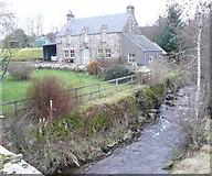 NN9952 : Milton Cottage, Tulliemet by Russel Wills