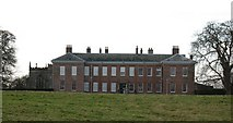 SE3953 : Ribston Hall, north east front by Gordon Hatton