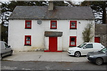 S1878 : Farm house in the area called The Derries by patrick connolly