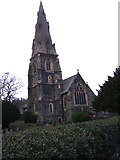 NY3704 : St Mary's Church, Ambleside by Bill Henderson