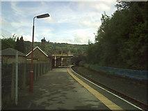 SK2960 : Matlock station by James Haynes