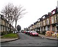SE1432 : Cumberland Road - Wheater Road by Betty Longbottom