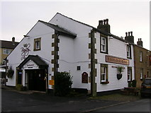 SD6838 : Bayley Arms, Hurst Green by John H Darch