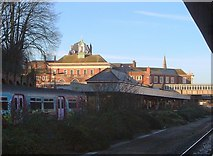 SX9193 : Exeter Central by Derek Harper