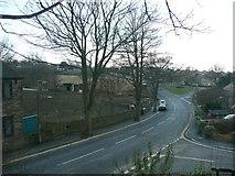 SE1321 : Christmas Day 2008, Delf Hill, Rastrick by Humphrey Bolton