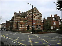 SP5074 : Rugby School Theatre by Ian Rob