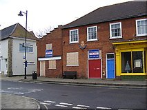 TM3863 : The former Salvation Army Building by Adrian Cable