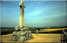 NT8837 : Memorial on the site of the Battle of Flodden by ronnie leask