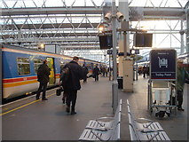 TQ3179 : Waterloo Station by Iain Crump
