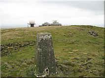 SO5977 : Clee Hill summit by Richard Webb