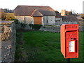 SY7188 : Whitcombe: postbox № DT2 66 by Chris Downer
