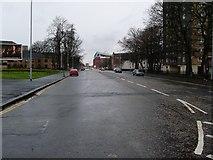 NS5564 : Edmiston Drive, Ibrox by Stephen Sweeney