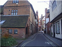 TQ1649 : North Street Dorking by David Howard