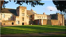 SX9063 : Torre Abbey Torquay by Paul Anderson