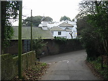 TR3748 : Junction of Church Cliff and Upper Street, Kingsdown by Nick Smith