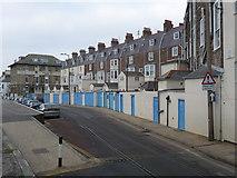SY6878 : Weymouth - Custom House Quay by Chris Talbot