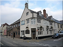 SY6778 : Weymouth - The Ship Public House by Chris Talbot