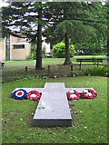 TQ4467 : Petts Wood War Memorial by Ian Capper