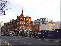 TQ2881 : Junction of North Audley Street and Oxford Street, London W1 by Christine Matthews