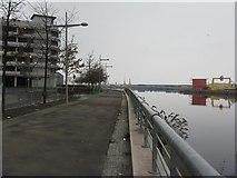 NT2677 : Ocean Terminal, Leith by M J Richardson