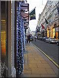 TQ2881 : New Bond Street, London W1 by Christine Matthews